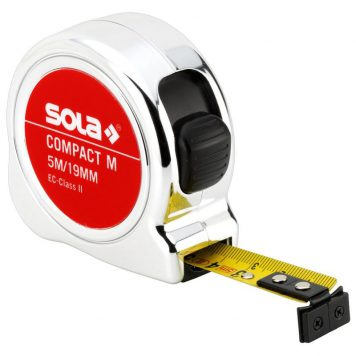 Sola Magnetrollmeter (25 mm) Compact M CO 8 m - SB